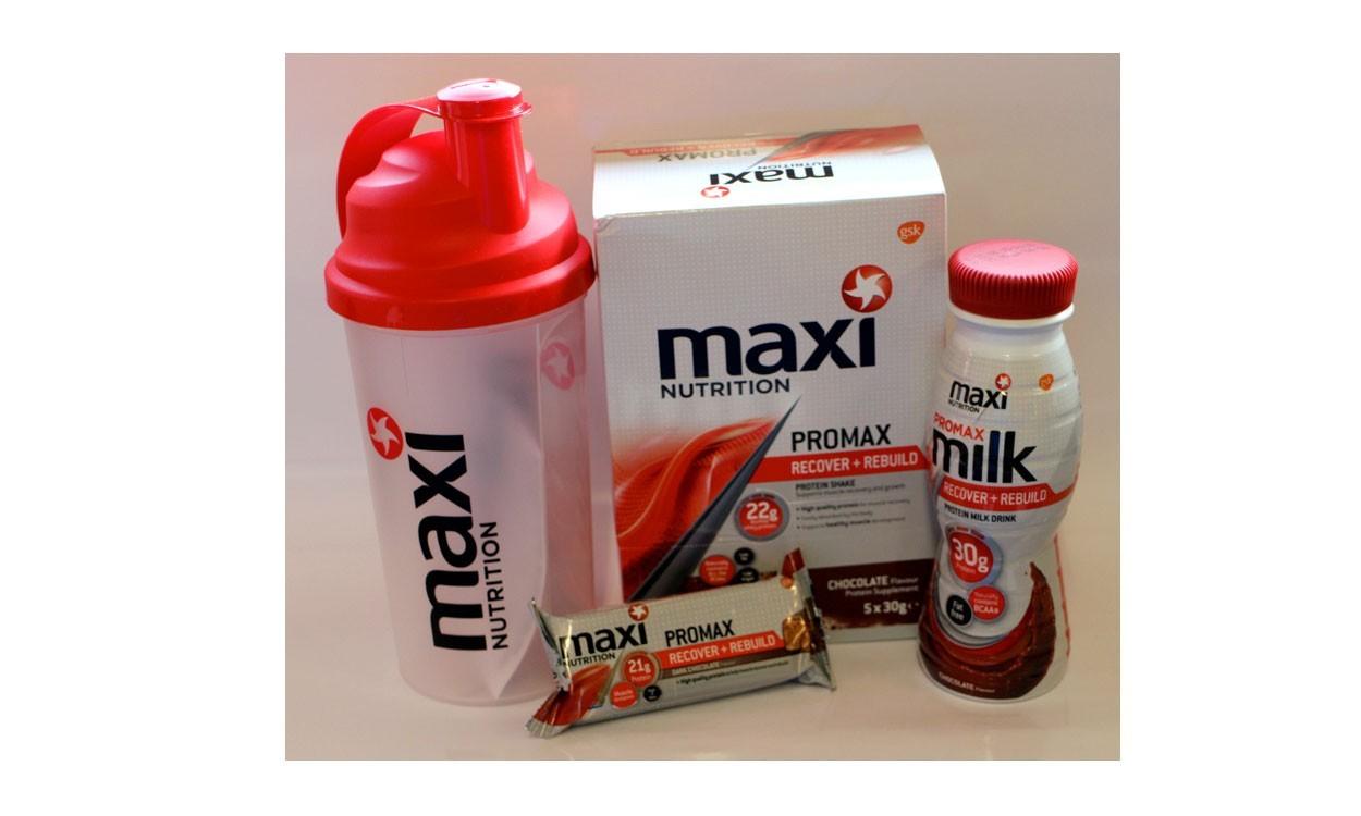 MaxiNutrition Sports Nutrition Starter Kit