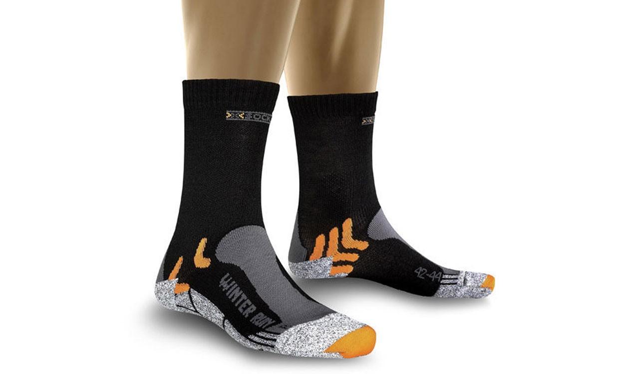 X-Socks Winter Run Sock