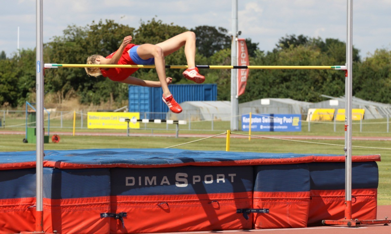 Young athlete: Niamh Emerson