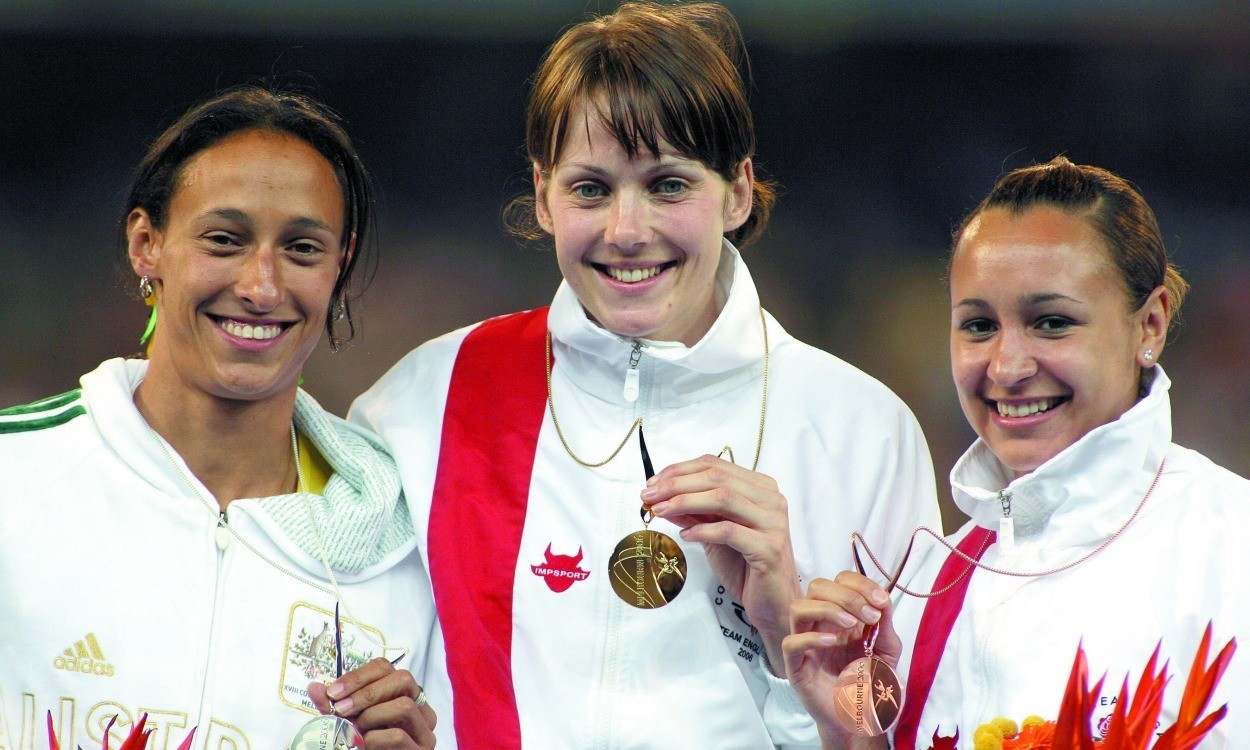 Kelly Sotherton's Commonwealth gold medal found