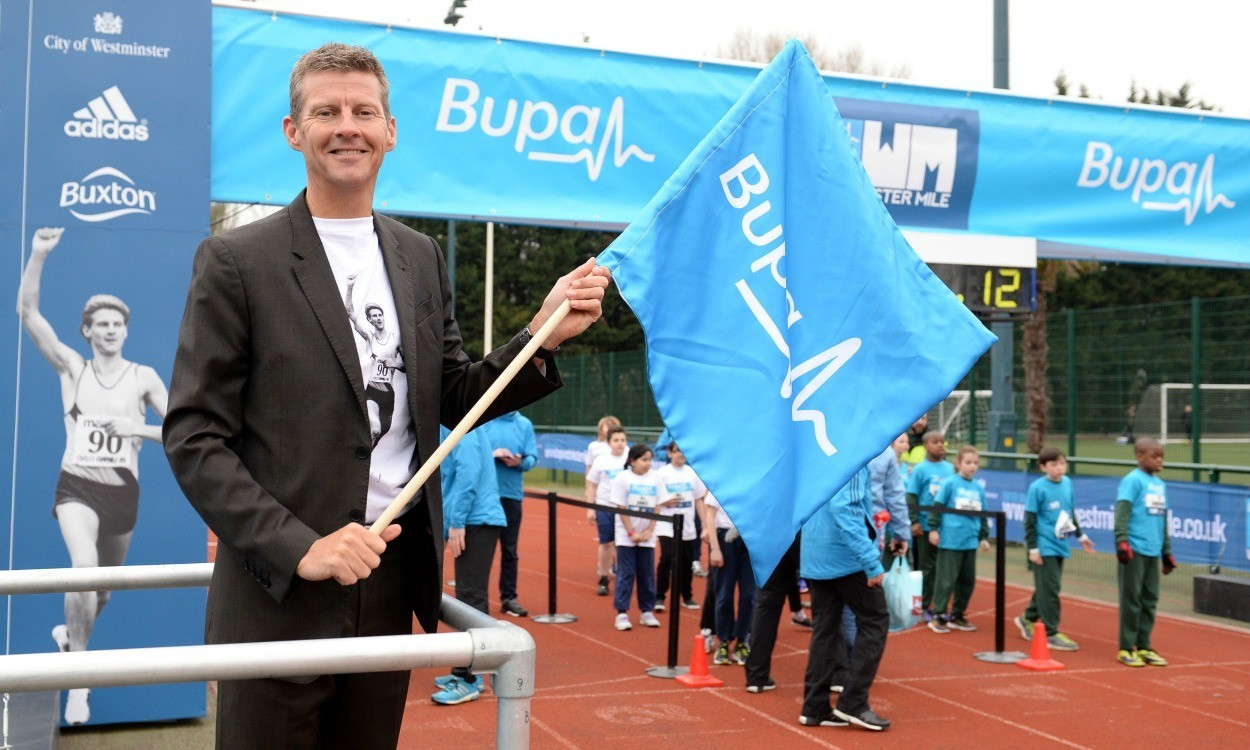 Steve Cram to run alongside fellow Olympians at Bupa Westminster Mile