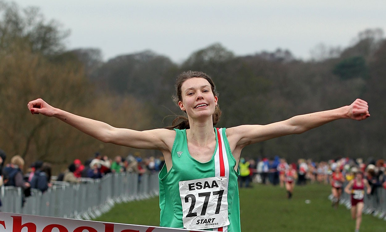 Abbie Donnelly and Mahamed Mahamed among English Schools winners