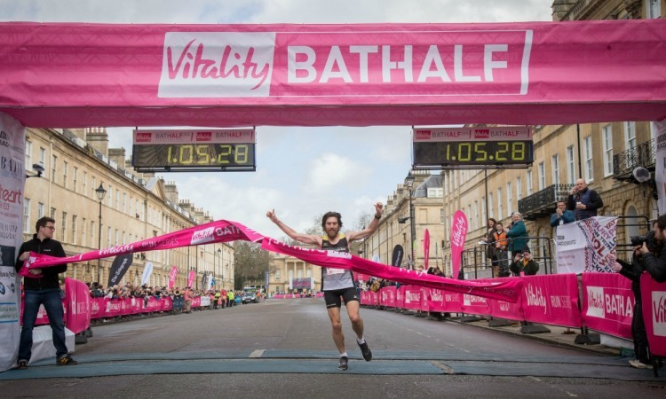 Paul Martelletti wins 2015 Bath Half