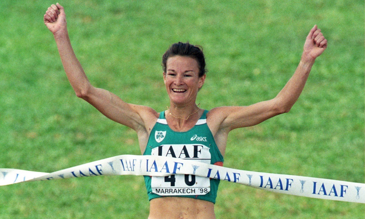 Sonia O'Sullivan suggests World Cross continental team competition idea