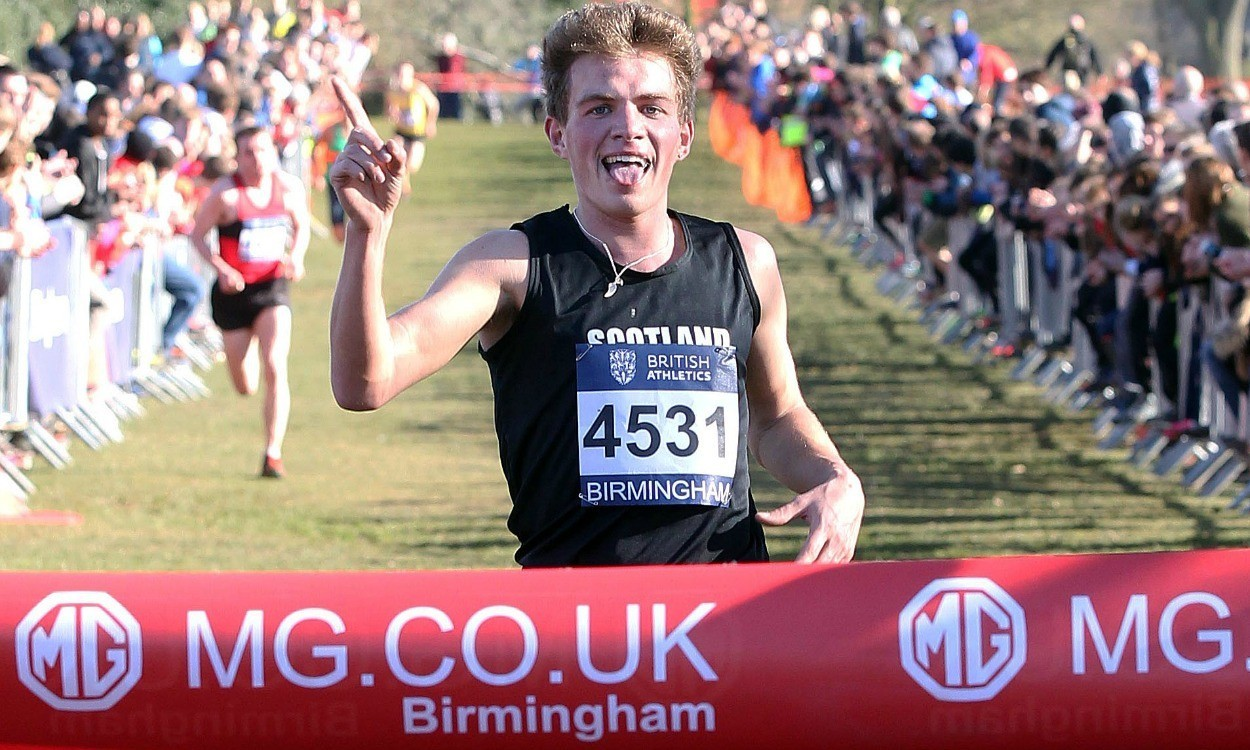Andrew Butchart and Lily Partridge take Inter-Counties wins