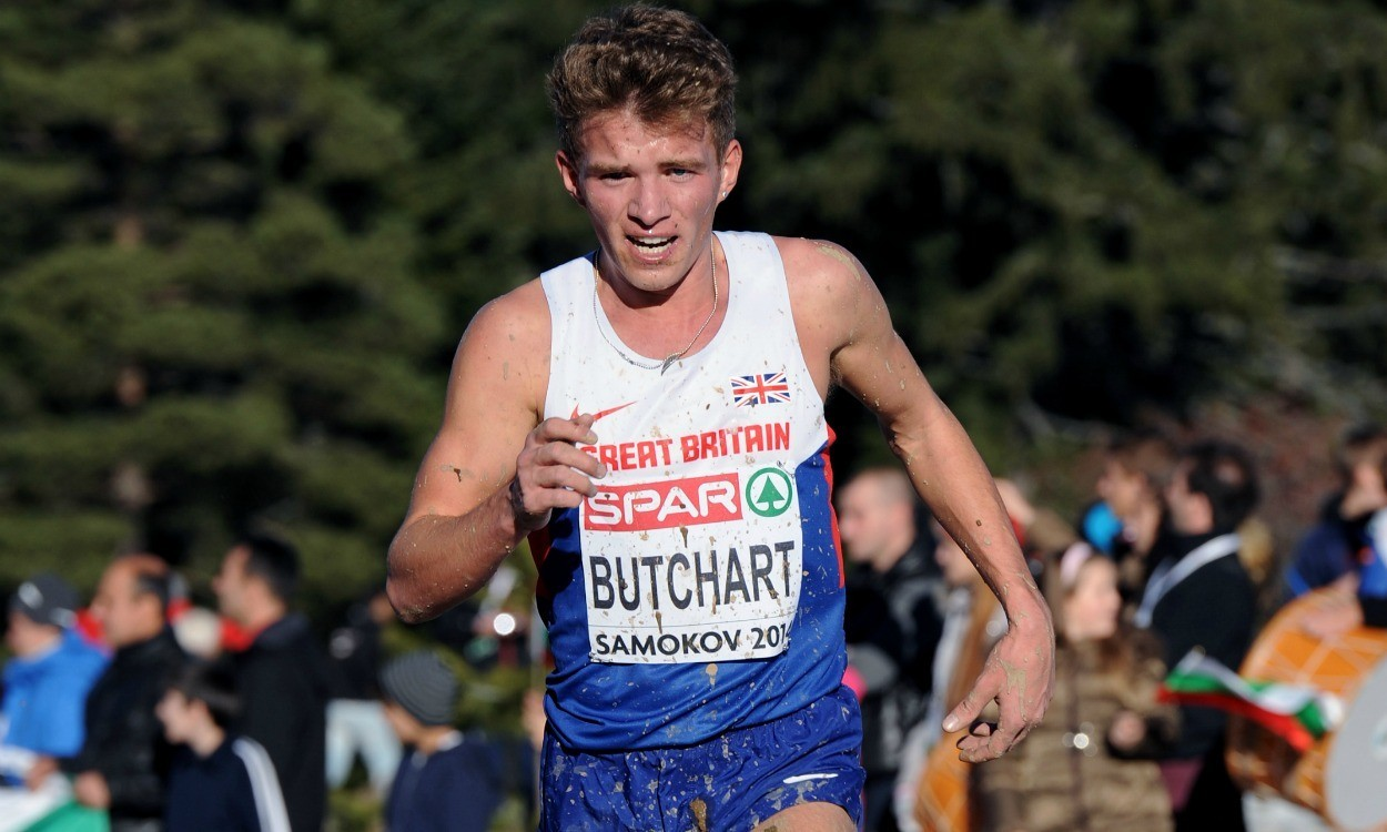 Andrew Butchart named captain for GB Euro Cross team