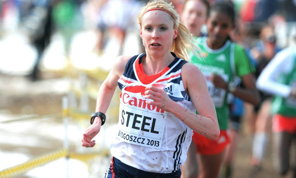 Gemma Steel keen to build on last World Cross performance in Guiyang