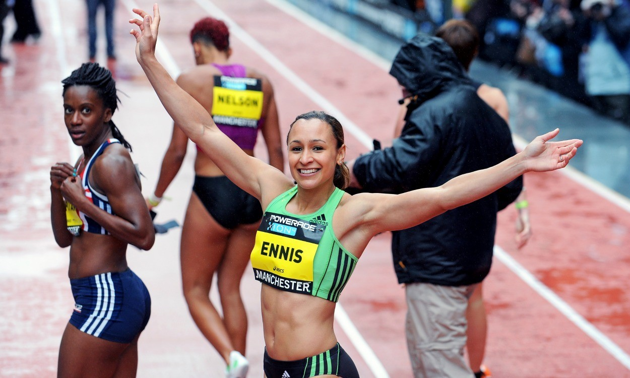 Jessica Ennis-Hill to compete at Great CityGames Manchester
