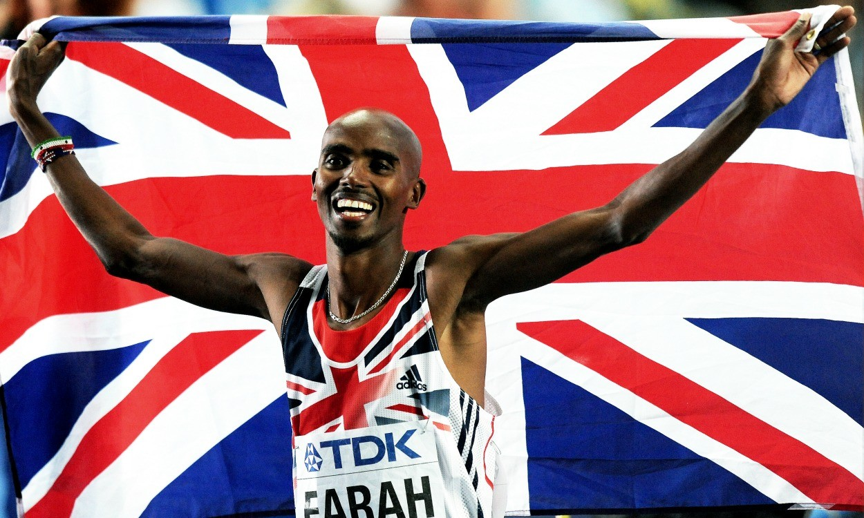 Fabian Roncero questions Mo Farah's nationality after losing Euro record