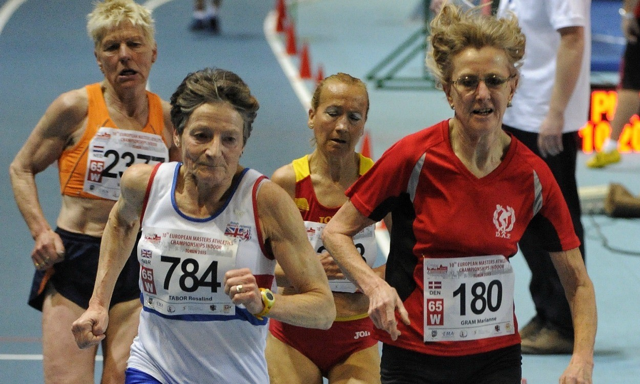 Veterans set for World Masters Athletics Championships