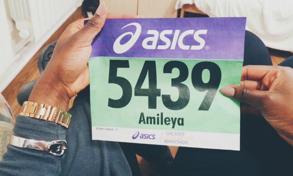 ASICS Greater Manchester Marathon: It's taper time