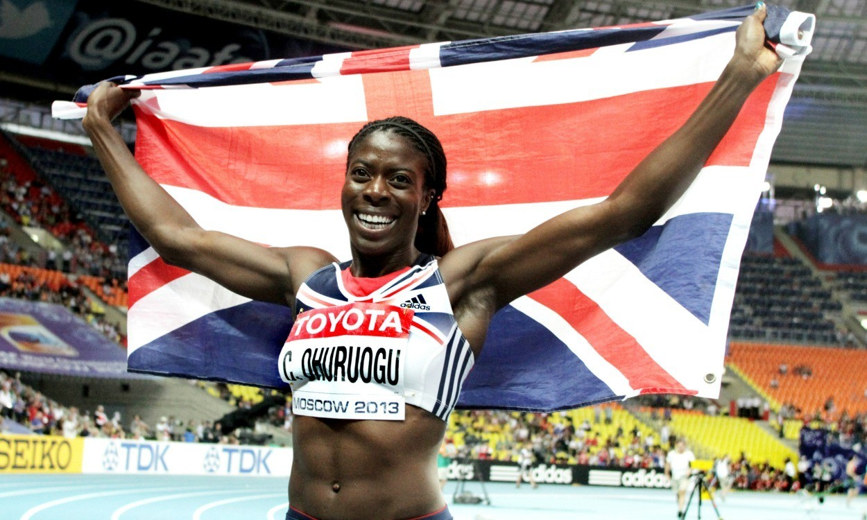 Christine Ohuruogu hangs up her sprint spikes