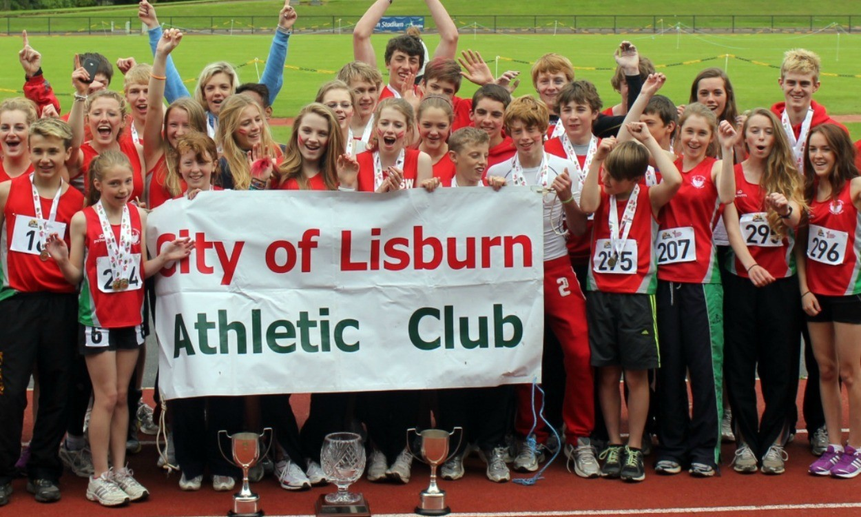 Club night: City of Lisburn AC
