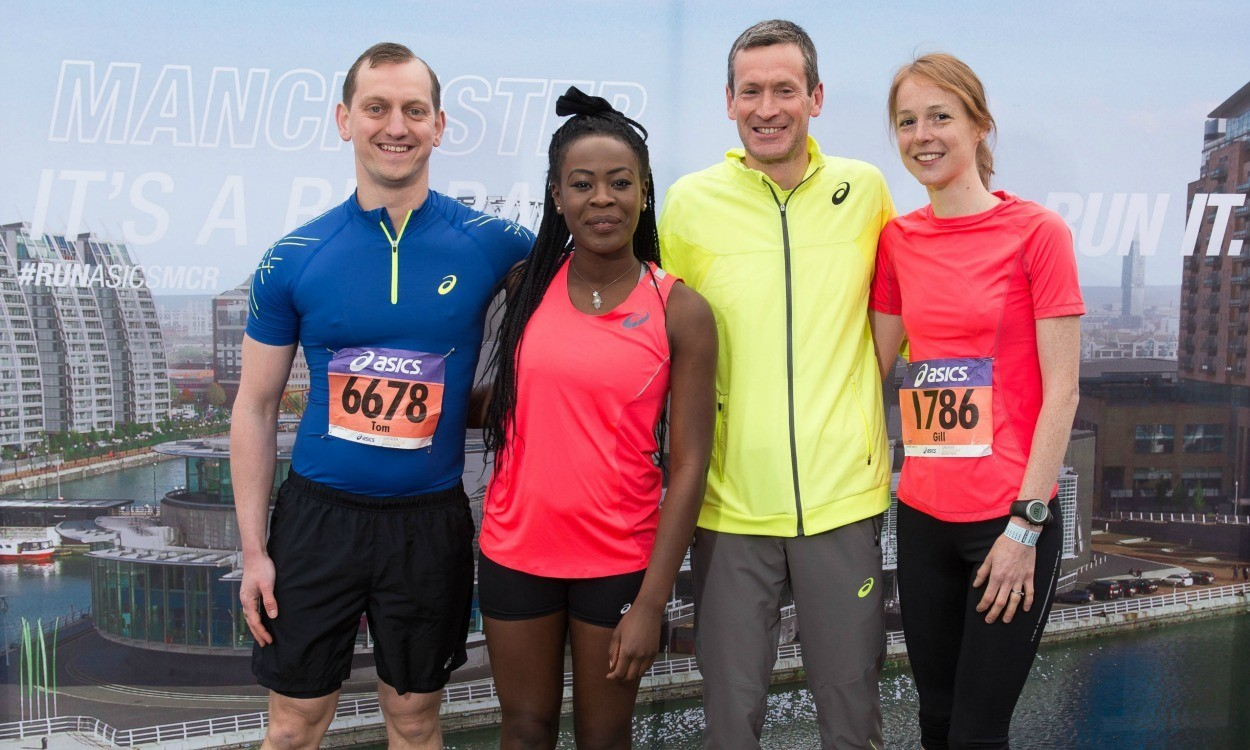 Runners reflect on the ASICS Greater Manchester Marathon