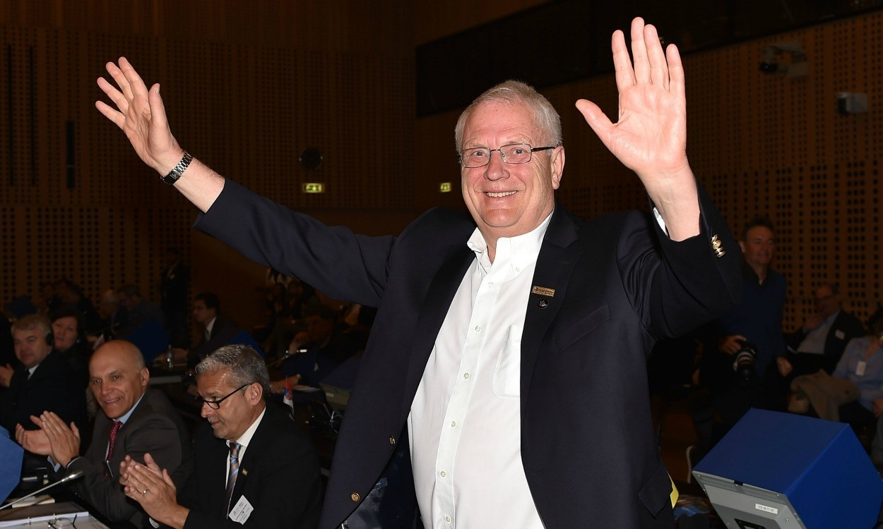 Svein Arne Hansen elected president of European Athletics