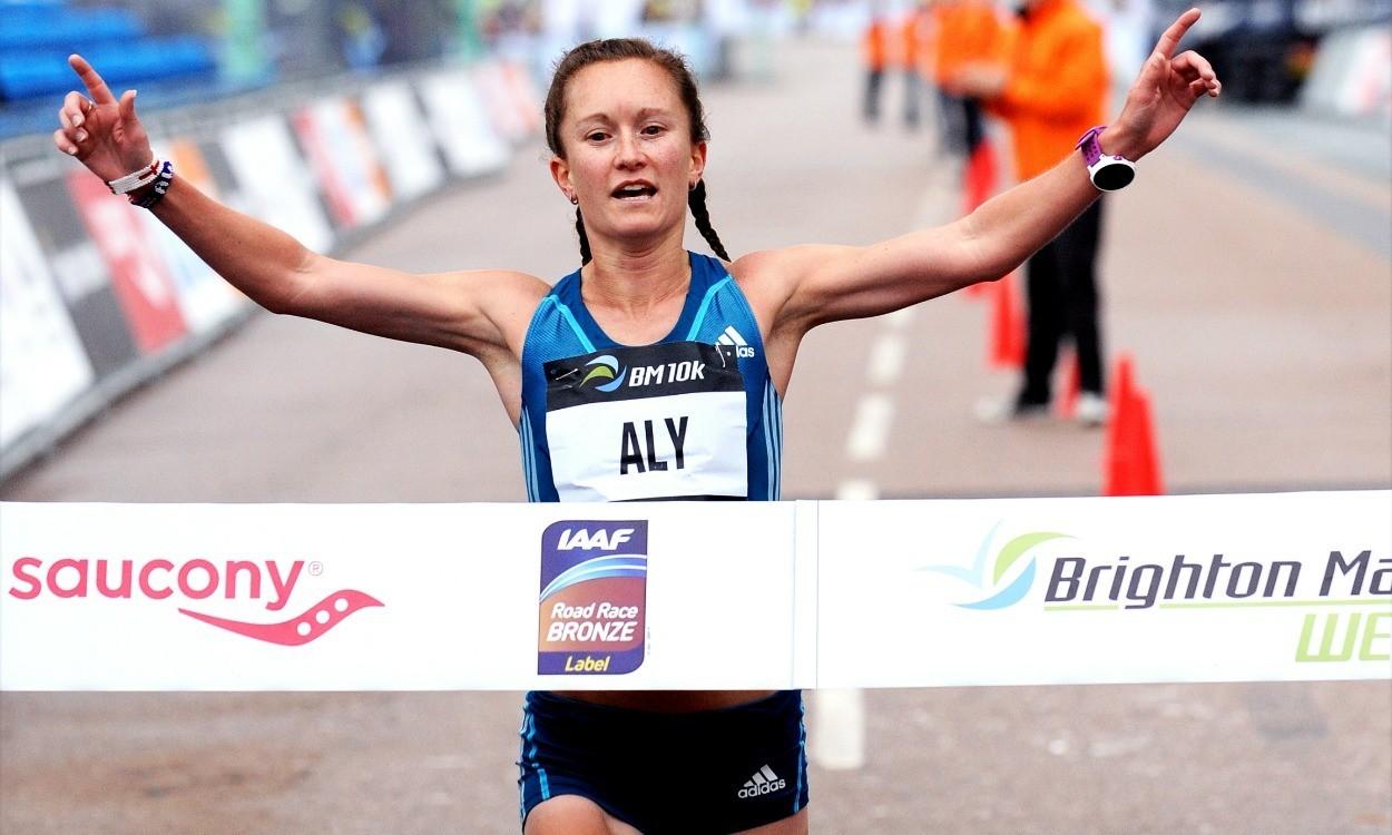 Alyson Dixon returns to Brighton to defend 10km title