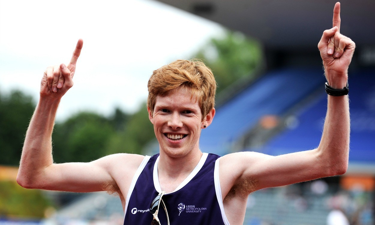 Tom Bosworth leads GB team for World Race Walking Team Champs