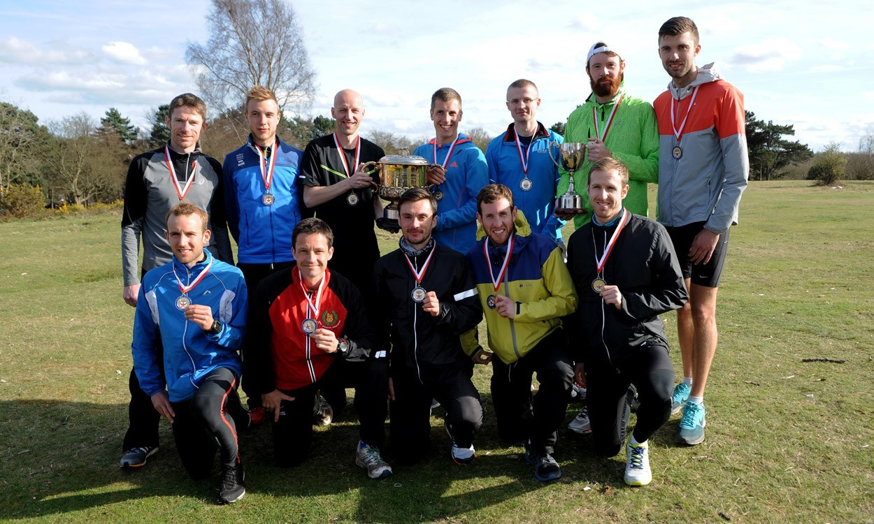 Morpeth Harriers and AFD defend National Road Relay titles