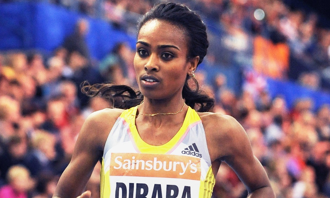 Genzebe Dibaba runs second-fastest ever indoor 3000m in Sabadell