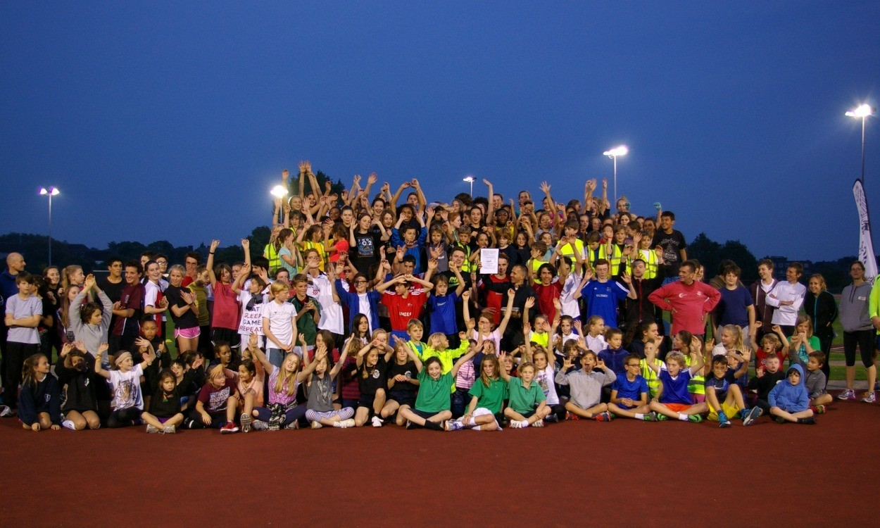 Club night: Highgate Harriers