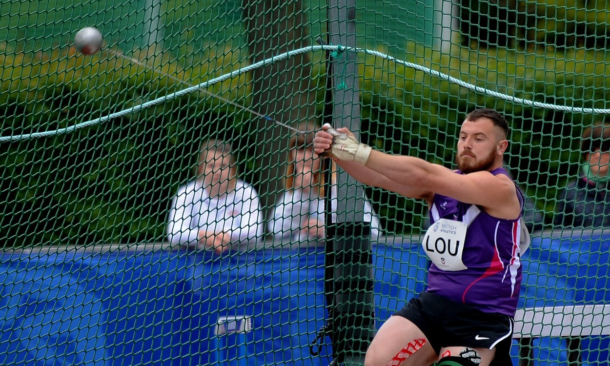 Mark Dry: 'The hammer throw is being killed as a sport'