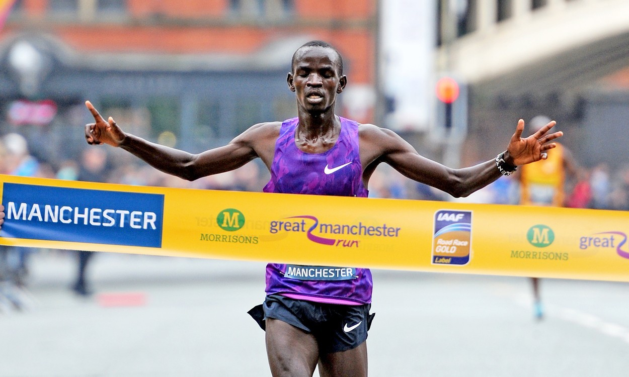 Kenyan quartet to target sub-two-hour marathon relay in London