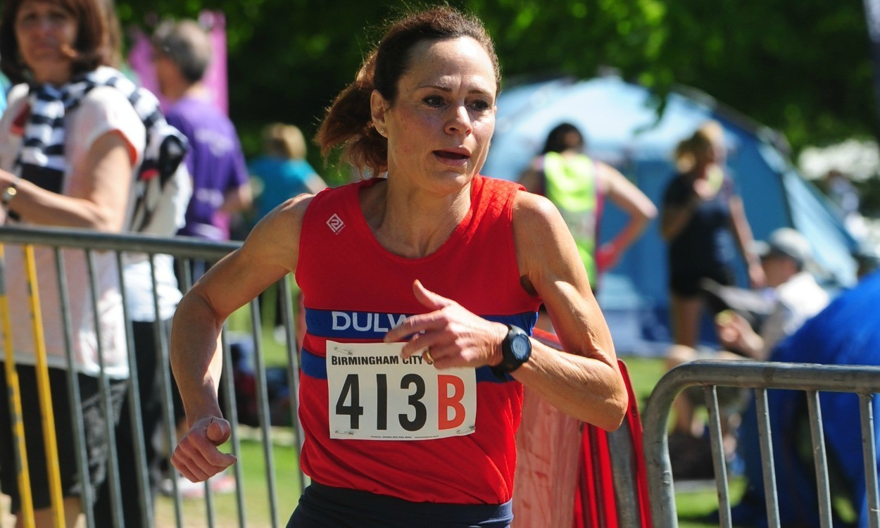 British metric milers dominate Euro Masters