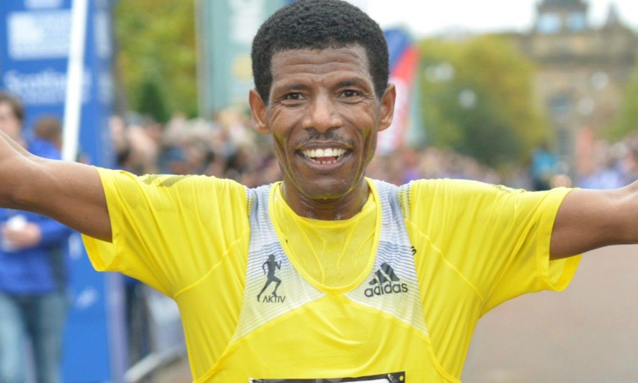 Gebrselassie and Pavey return to the Great Manchester Run