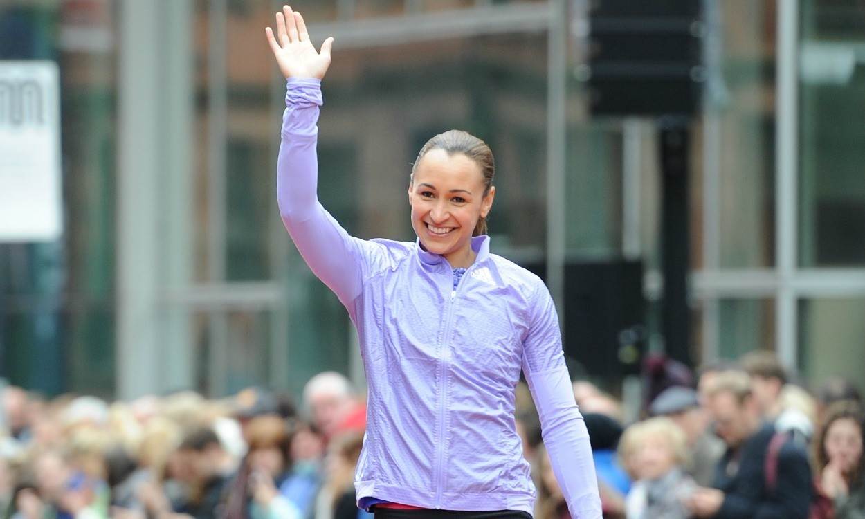 Jessica Ennis-Hill remains unsure over Worlds participation