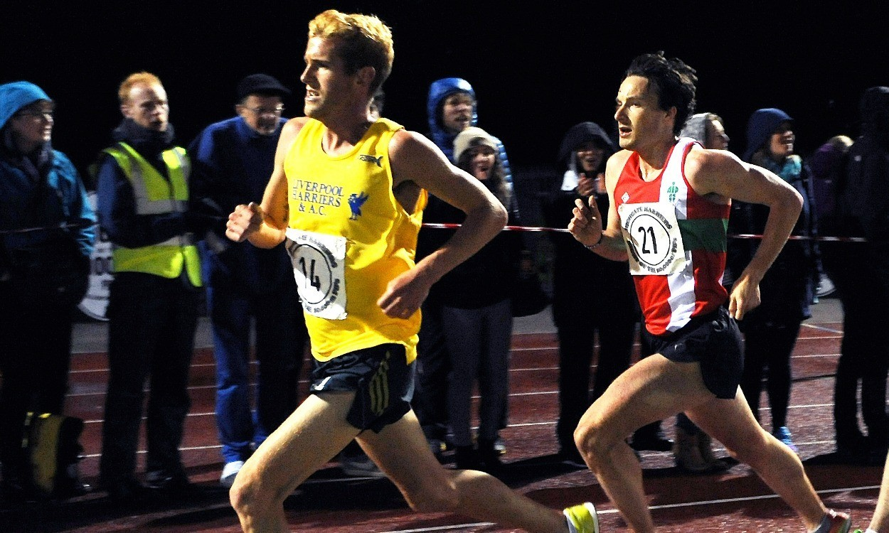 Highgate Harriers Night of the 10,000m PBs returns to Parliament Hill