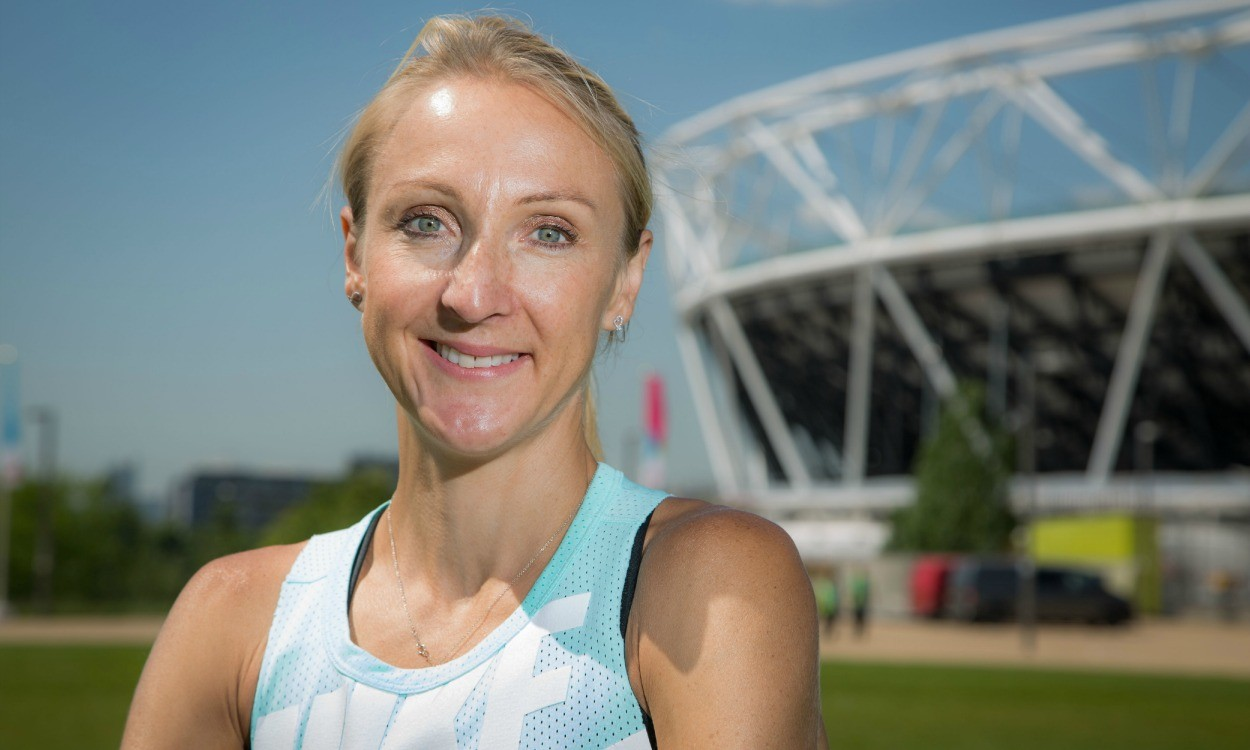 "Paula Radcliffe: ""I want to finish with a smile on my face"""