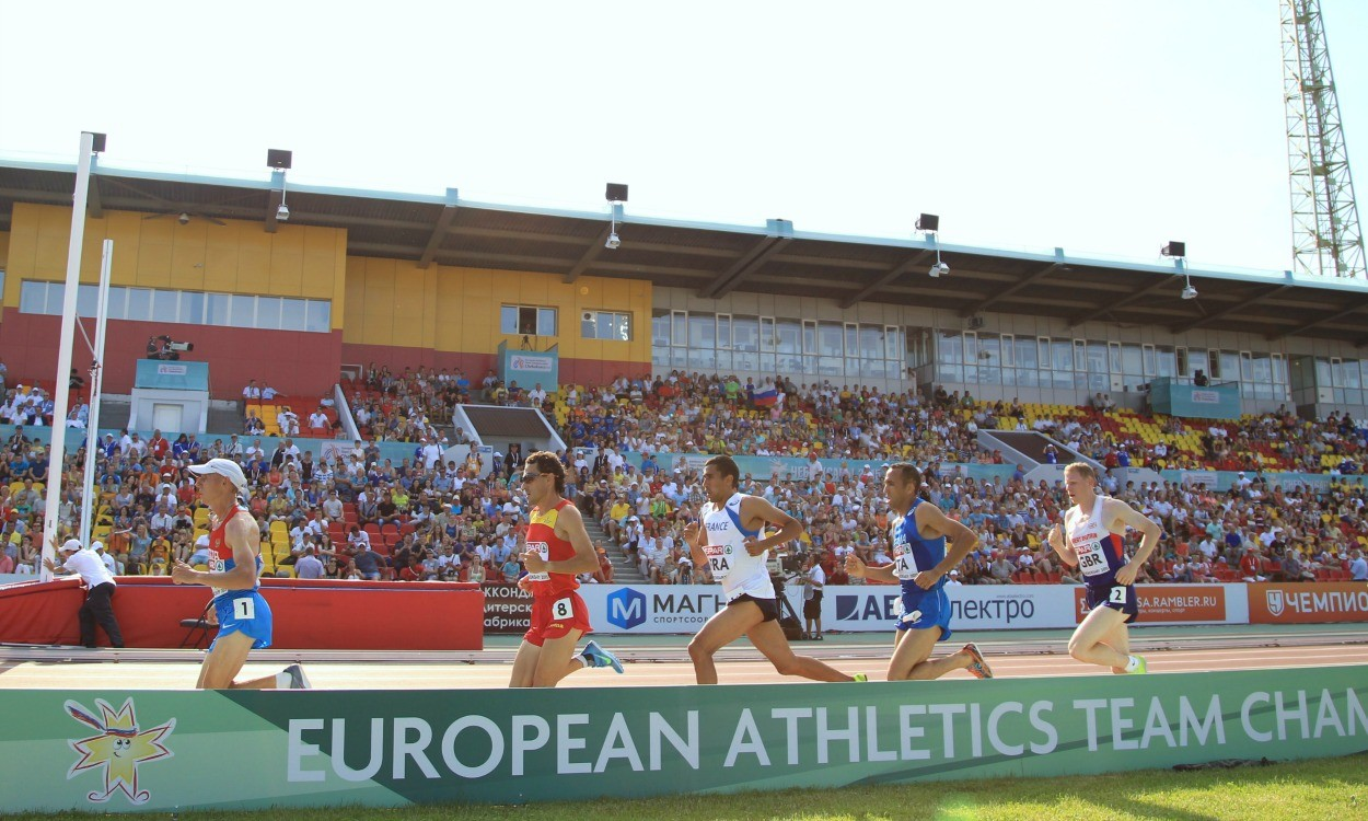 European Athletics president considers Euro Team Champs changes