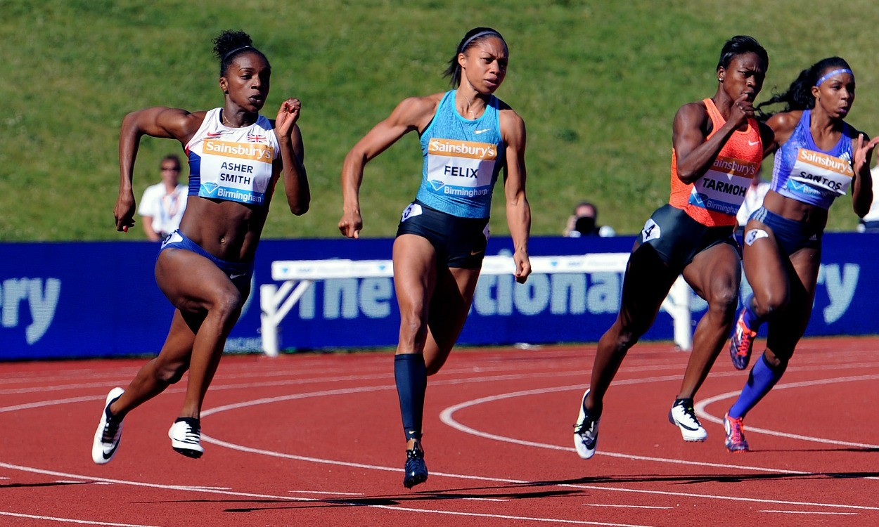 Farah forgotten as Brits shine in Birmingham