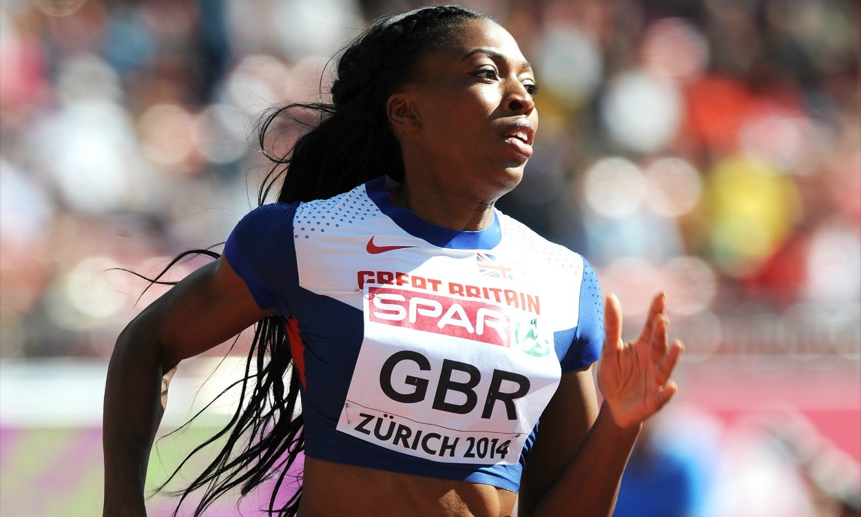 "Margaret Adeoye ""shocked"" to be named GB captain for Euro Team Champs"