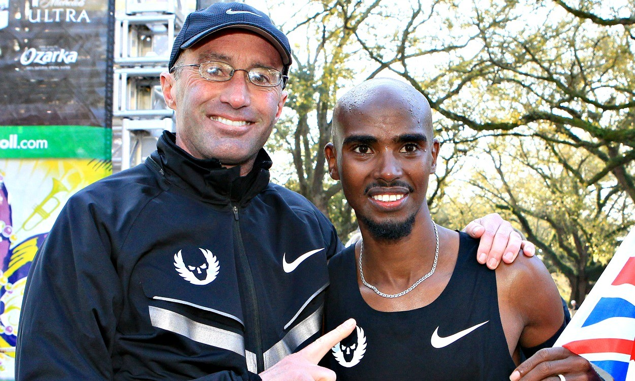 UKA details formal review into Alberto Salazar and Mo Farah relationship