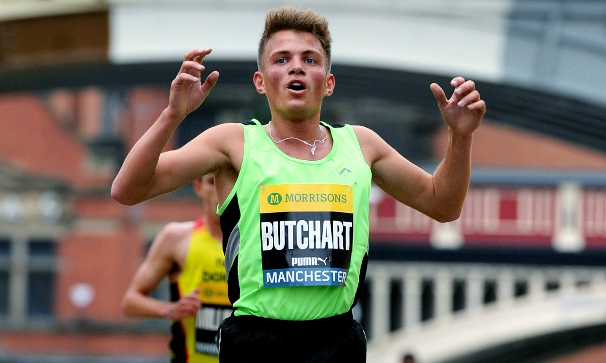 Andy Butchart and Lily Partridge to race in Newham Run Marathon Relay