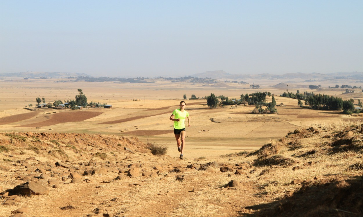 Julia Bleasdale to host running camps in Ethiopia