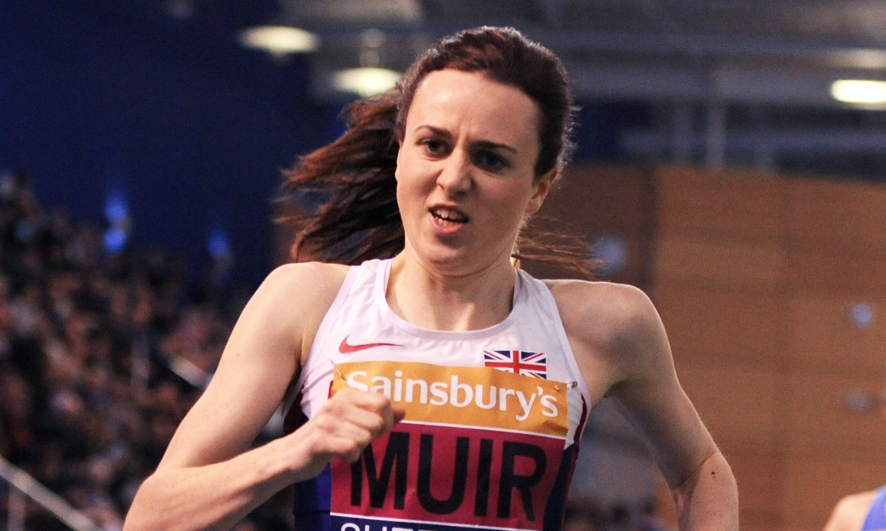 Laura Muir eyes world record at Müller Indoor Grand Prix Birmingham