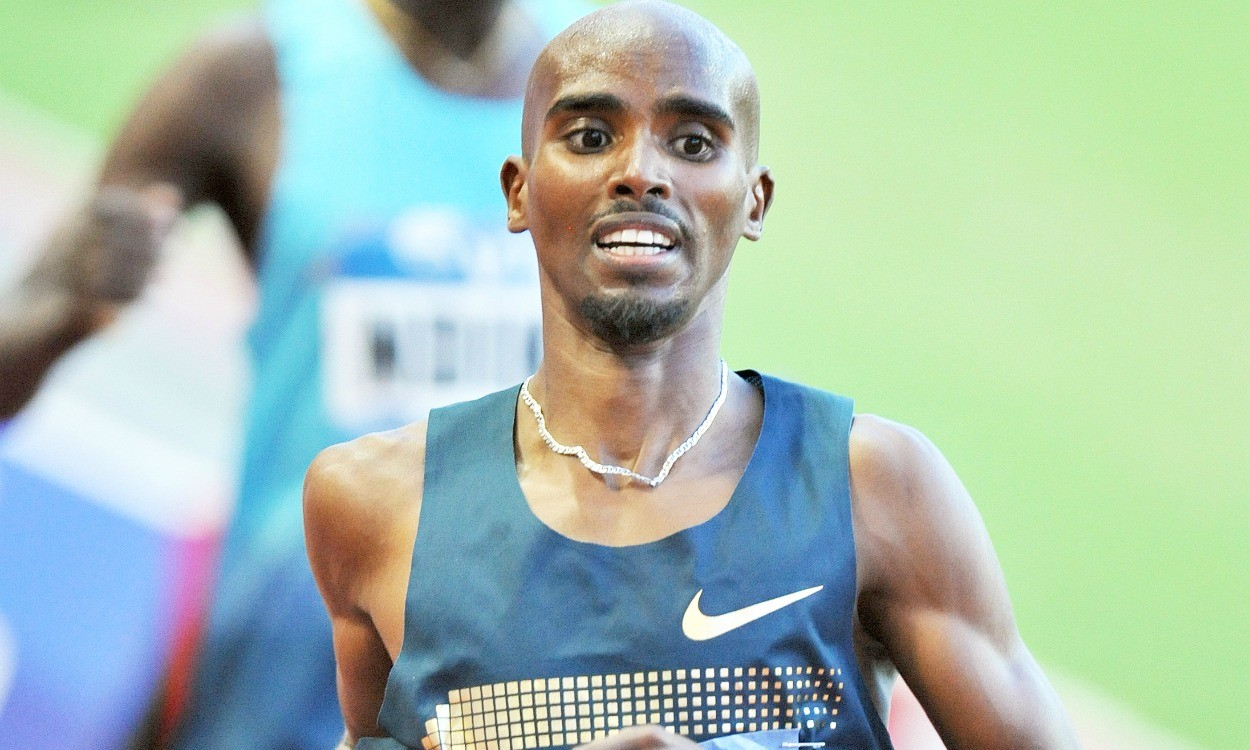 Mo Farah enjoys big win at Pre Classic