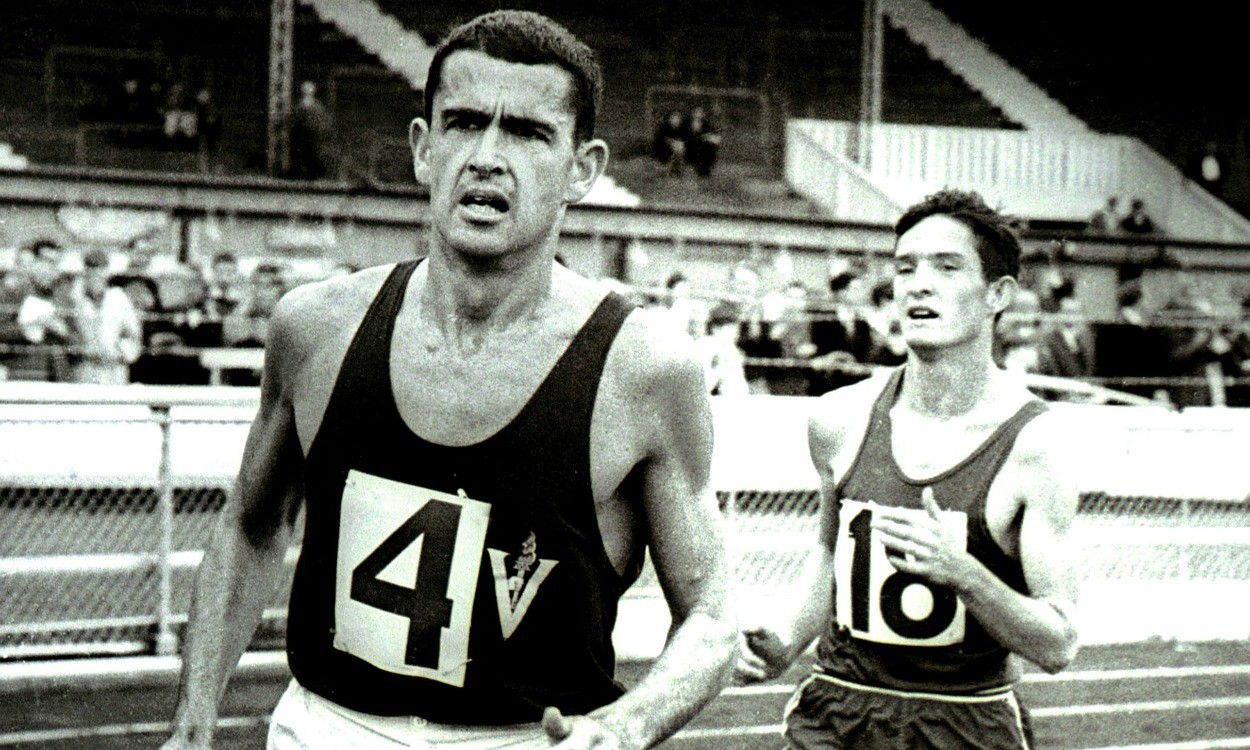Australian athletics great Ron Clarke dies aged 78