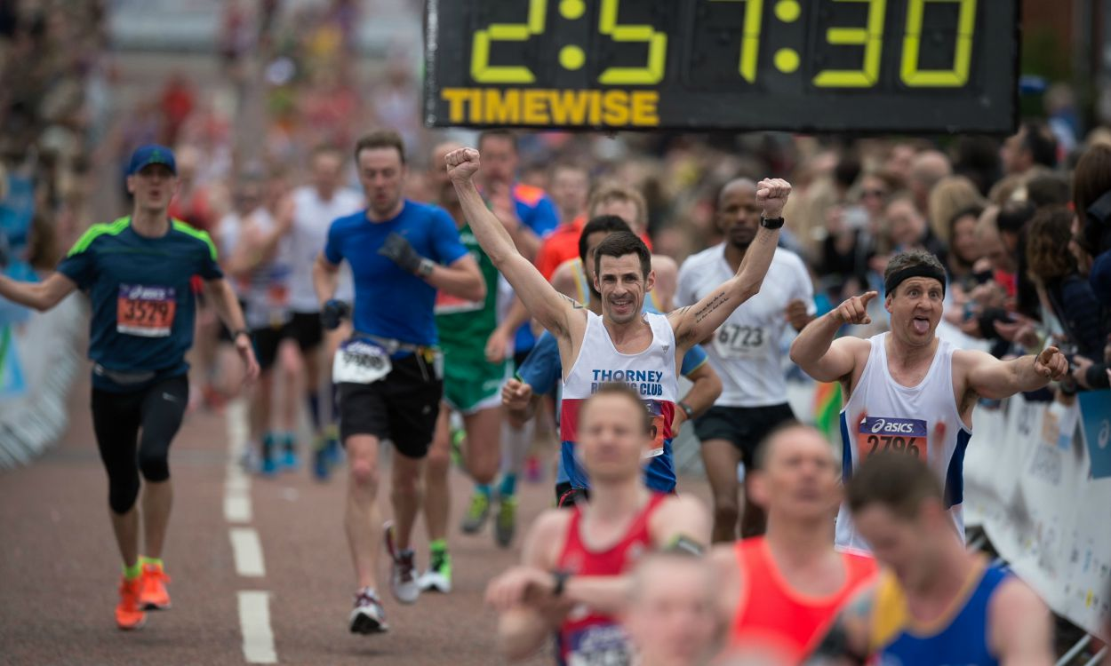 ASICS Greater Manchester Marathon to welcome record number of runners