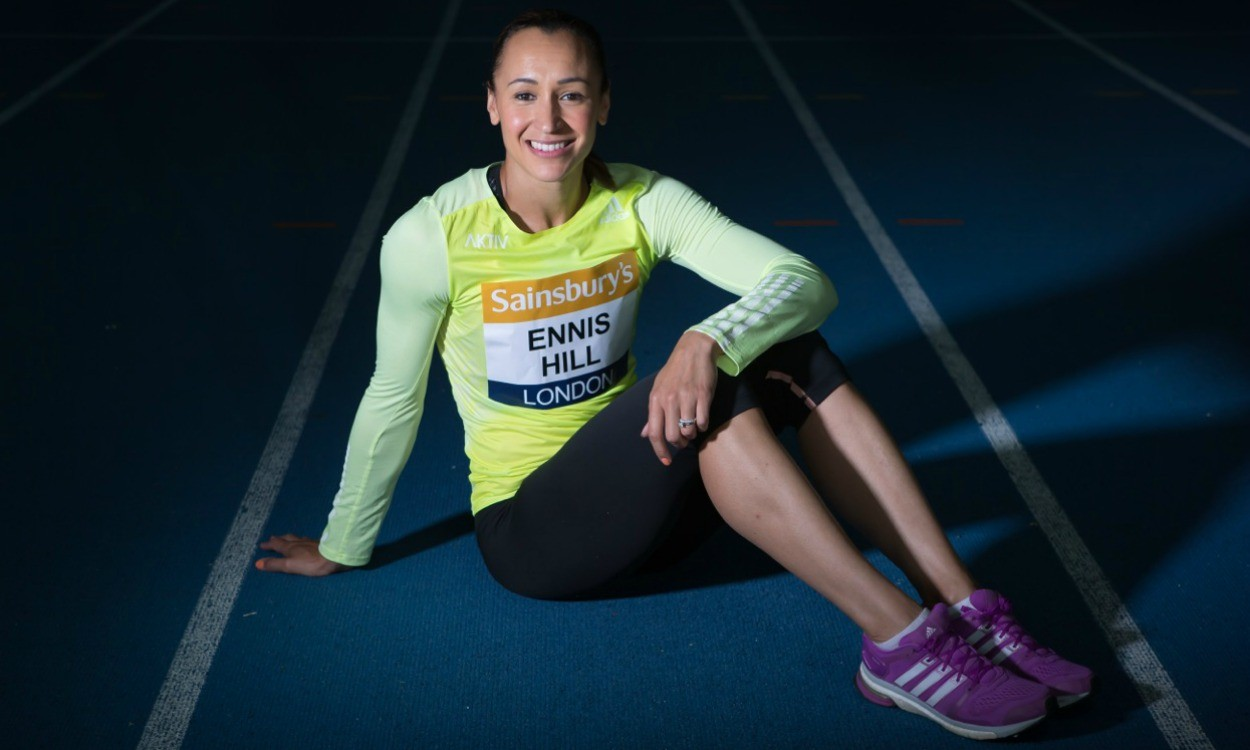 "Jess Ennis-Hill on the ""daunting test"" of Anniversary Games"