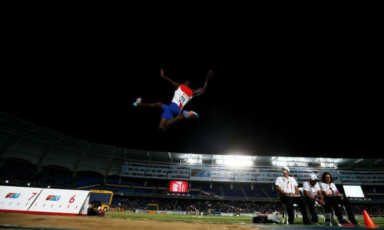 Maykel Demetrio Masso by Getty for IAAF