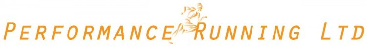 Performance Running logo