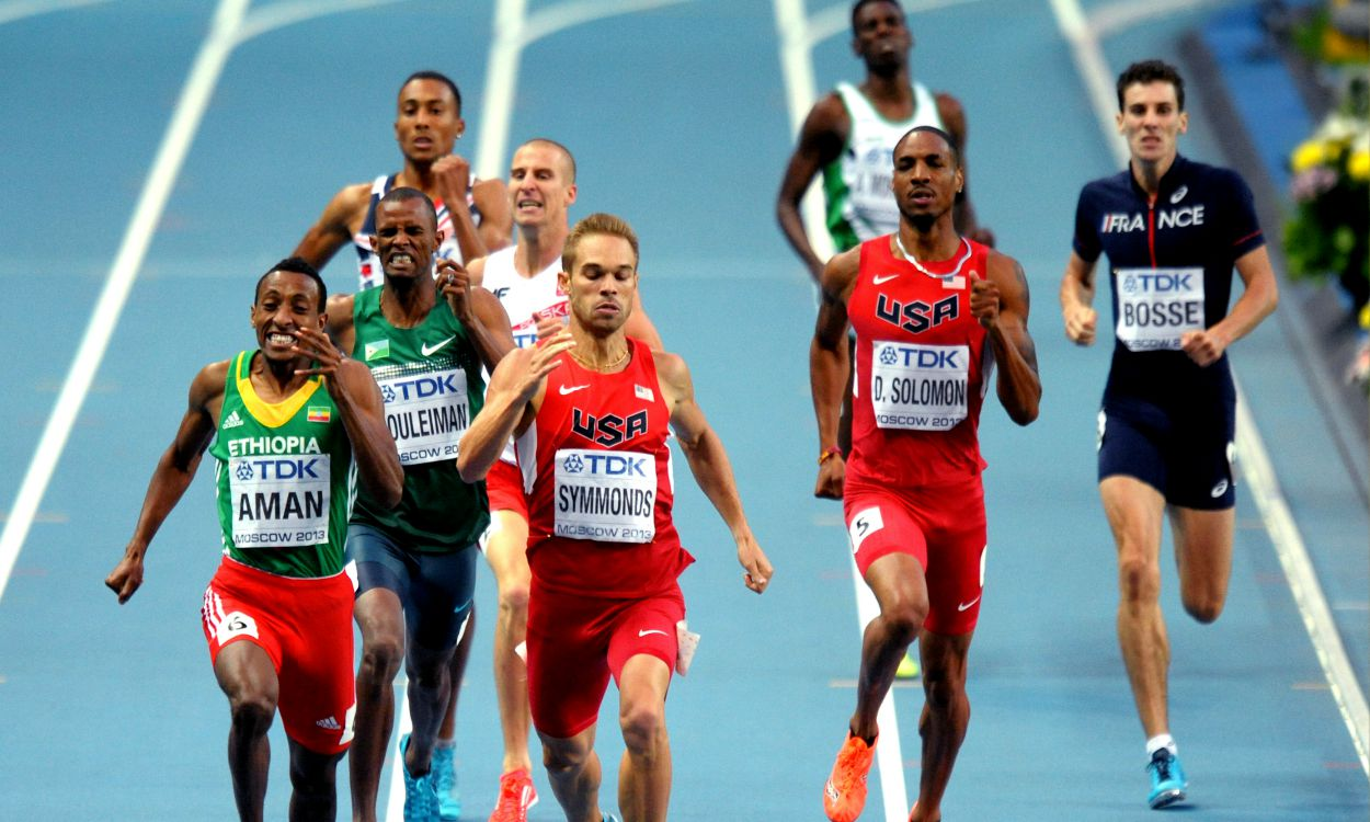 World Championships: Men's 800m