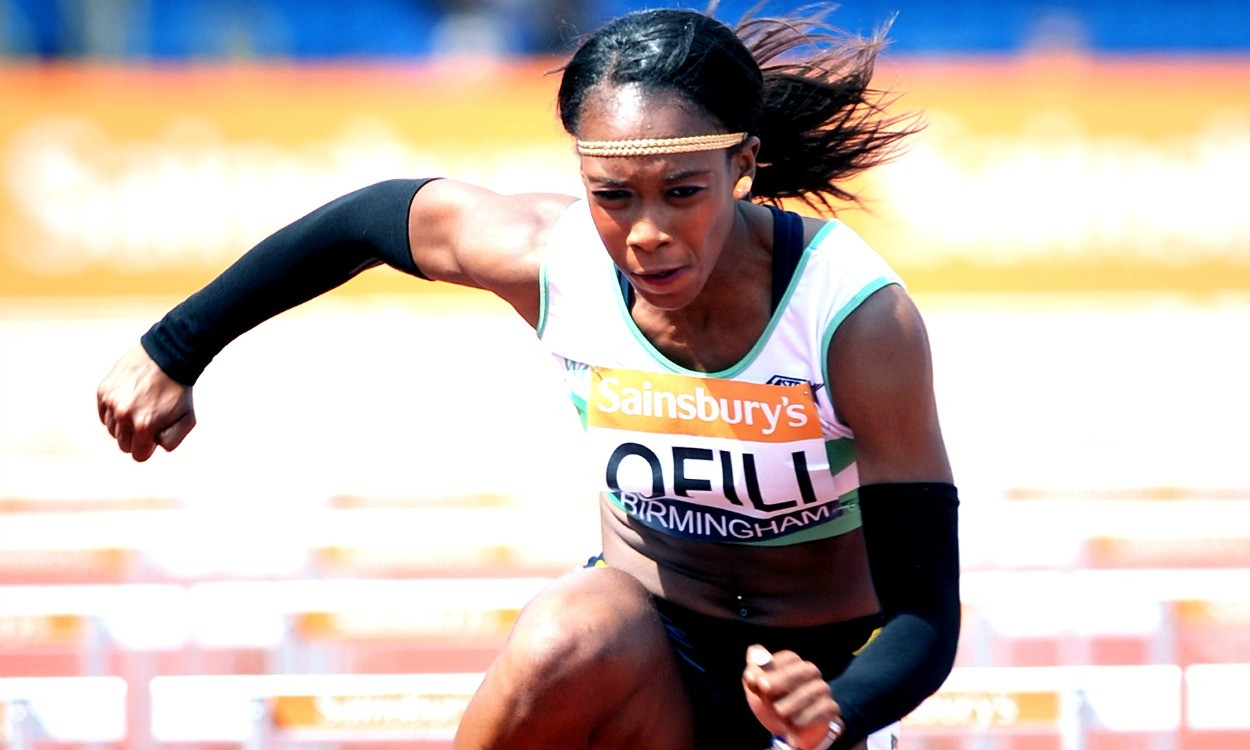 """She's a fierce competitor"" – Tiffany Porter on sister Cindy Ofili"