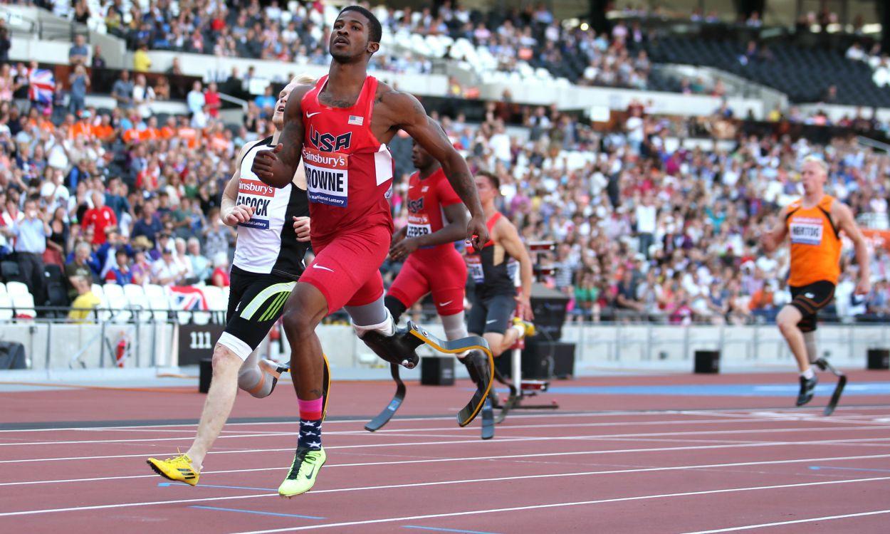Richard Browne predicts world record-breaking run at Anniversary Games