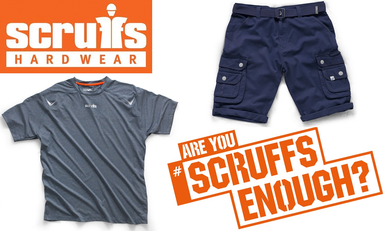 Win a share of £300 worth of vouchers with Scruffs.com