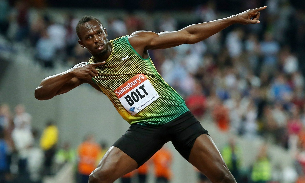 Britain's best to race Usain Bolt over 200m at London Anniversary Games
