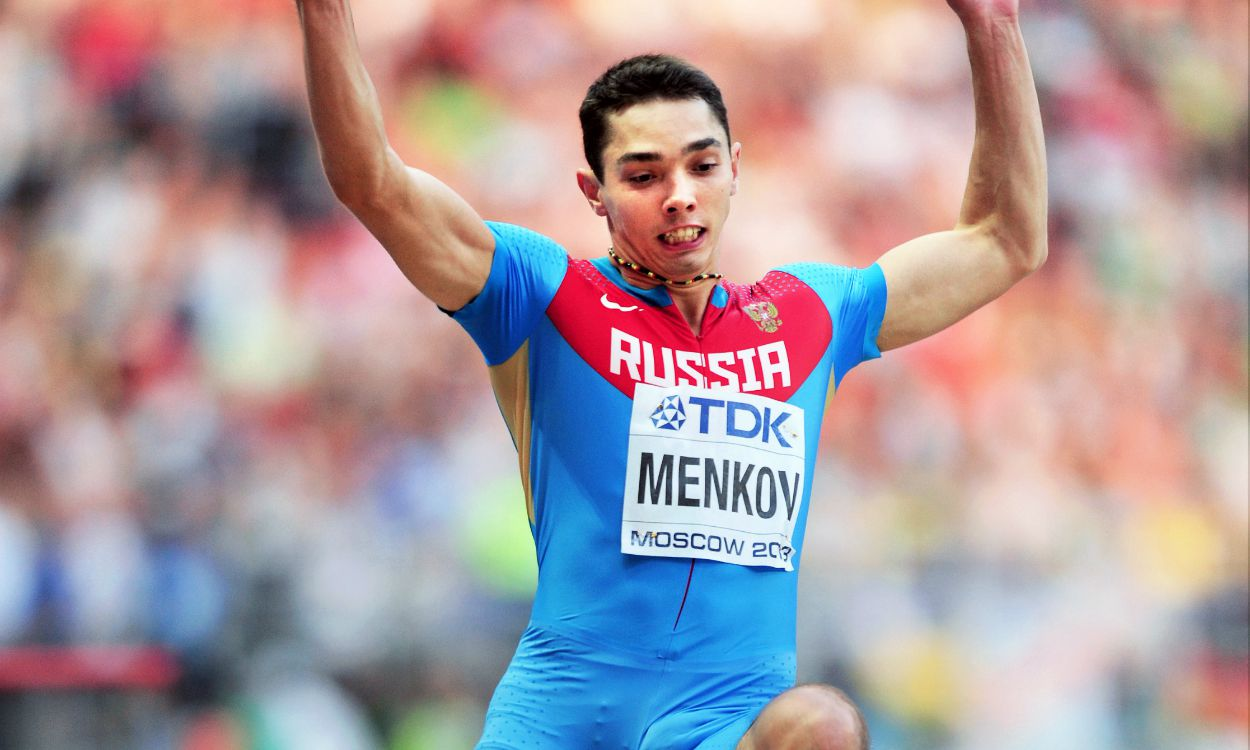 Russia names World Championships team